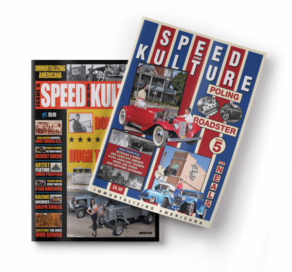 Speed and Kulture Issue #5 Winter 2020