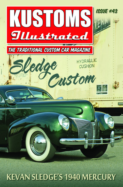 Kustoms Illustrated Issue #43