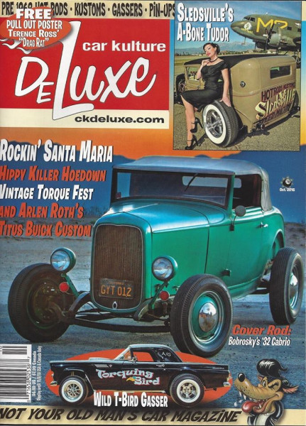 Car Kulture DE LUXE Issue 78