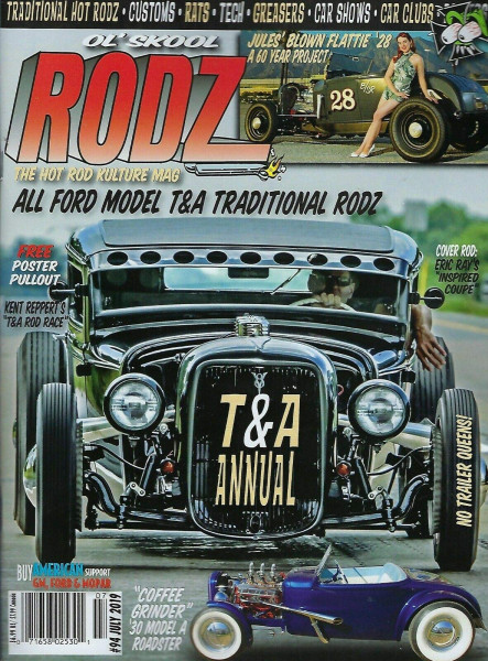 OL' SKOOL RODZ Issue 94