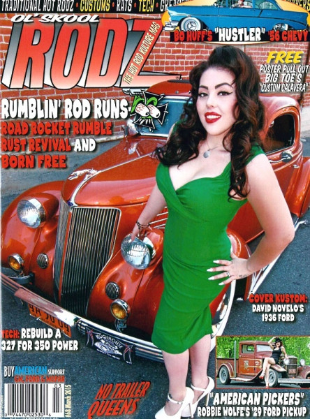 OL' SKOOL RODZ Issue 68