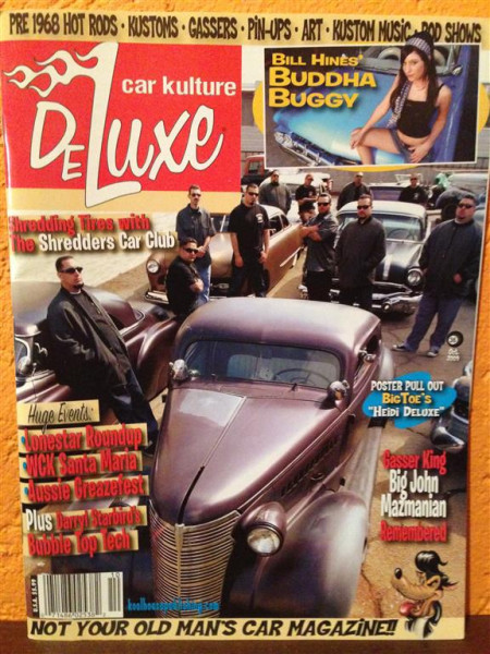 car Kulture DE LUXE Issue 36
