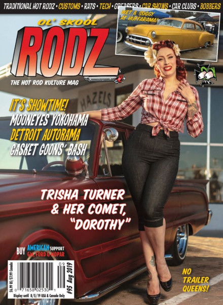 Ol' Skool Rodz Issue 95
