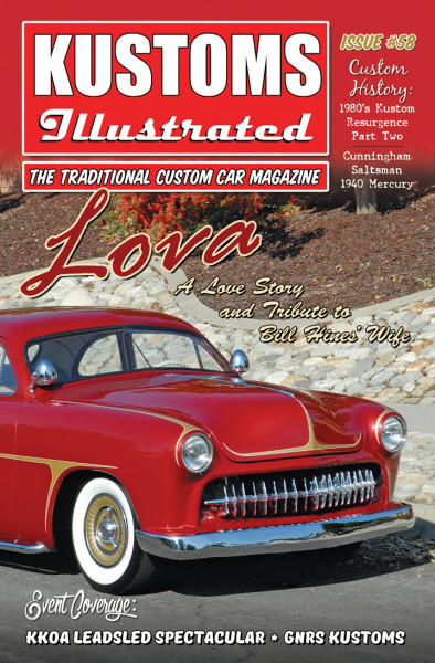 Kustoms Illustrated Issue #58