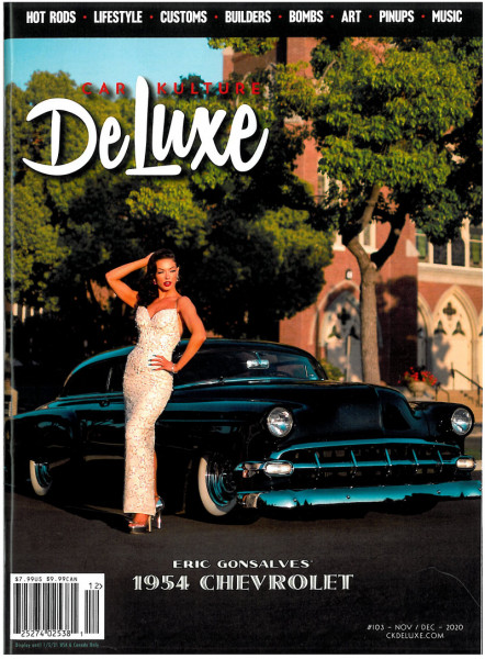 Car Kulture DE LUXE Issue 103 Nov/Dez2020