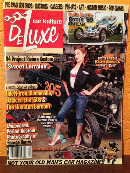 car Kulture DE LUXE Issue 37