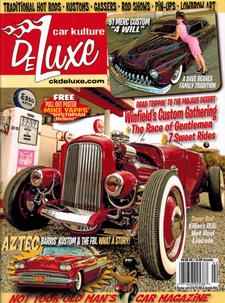 Car Kulture DE LUXE Issue 86