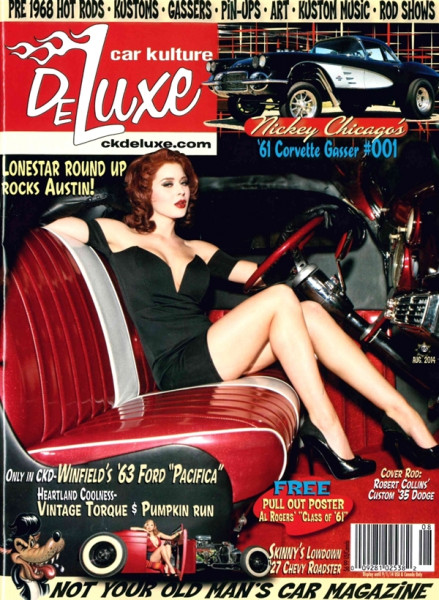 Car Kulture DE LUXE Issue 65