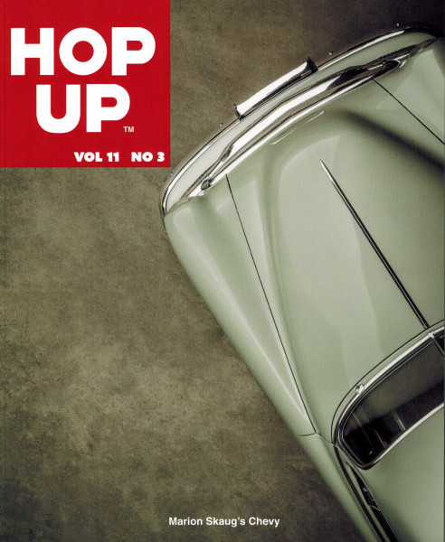 HOP UP Magazine Vol. 11 Number 3