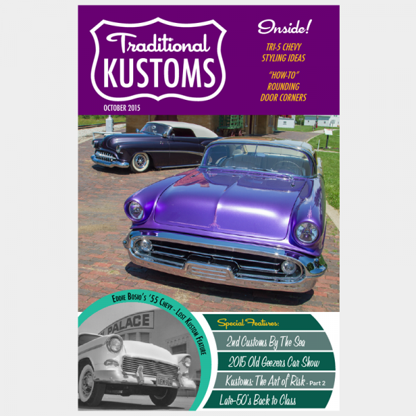 Traditional Kustoms Magazine Issue 8
