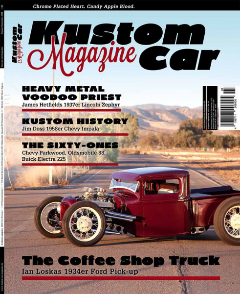 KUSTOM CAR MAGAZINE Issue 3