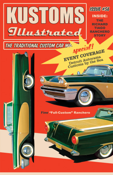 Kustoms Illustrated Issue #56