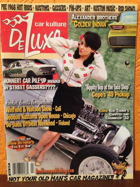 car Kulture DE LUXE Issue 38