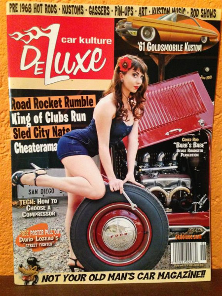 car Kulture DE LUXE Issue 52