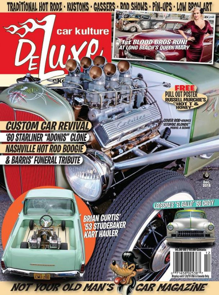 Car Kulture DE LUXE Issue 91