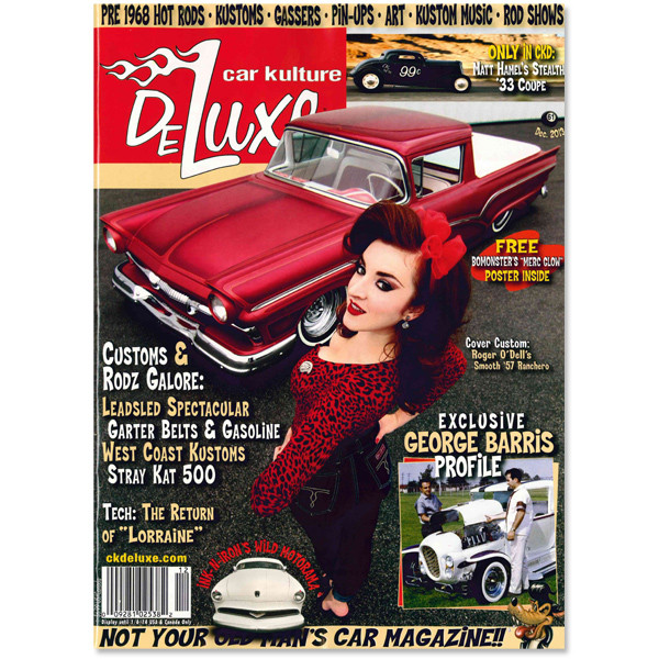 Car Kulture DE LUXE Issue 61