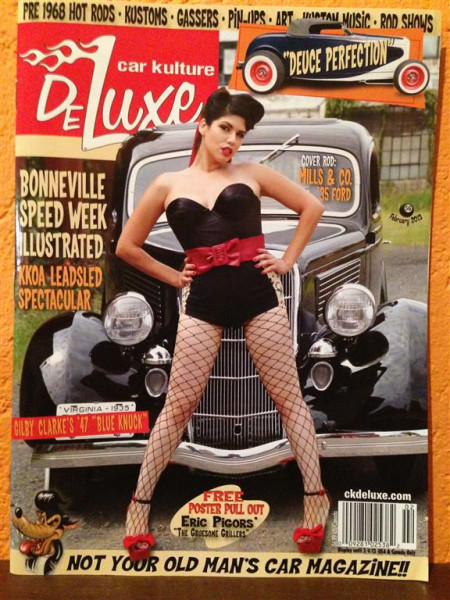 car Kulture DE LUXE Issue 56