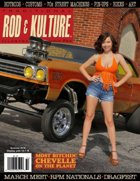 Rod & Kulture issue #54
