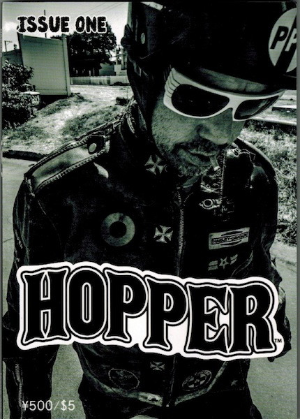 Hopper Magazine Issue 1