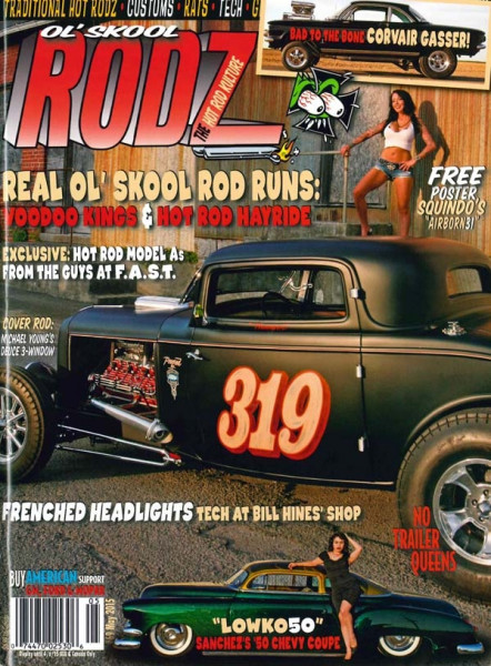 OL' SKOOL RODZ Issue 69